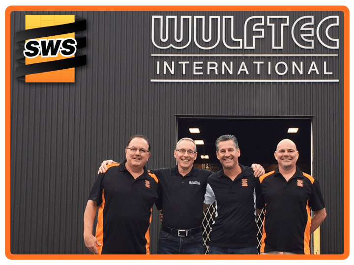 SWS visits Wulftec for customer F.A.T.